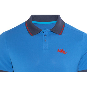 Odlo Nikko SS Polo Men energy blue